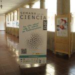 Cartel de la Semana de la Ciencia 2012
