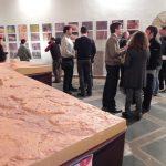 Semana de la Ciencia 2011 - Maqueta de Marte